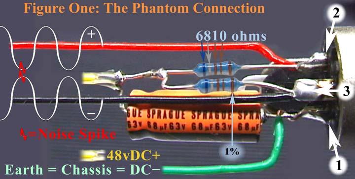 How Much Phantom Power